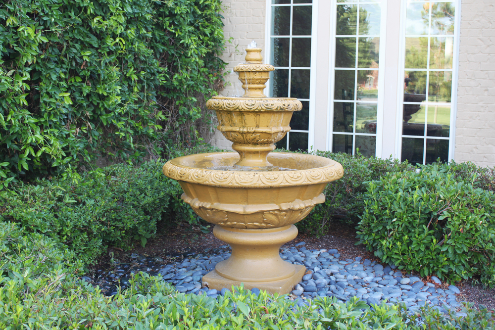 Improve Your Yard With Gorgeous Water Features